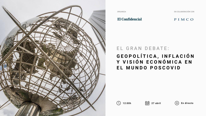 Geopolítica, inflación y visión económica en el mundo poscovid