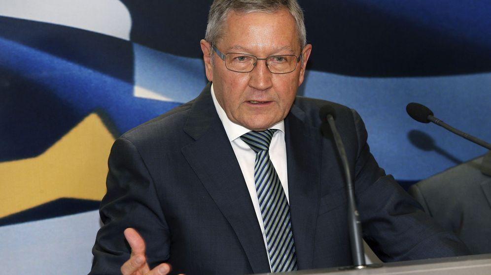 Foto: El director gerente del Mecanismo Europeo de Estabilidad, Klaus Regling. (EFE)