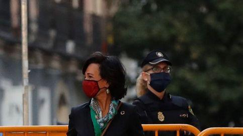 Santander reconoce ante Luksic que tiene 16.000 demandas por Popular