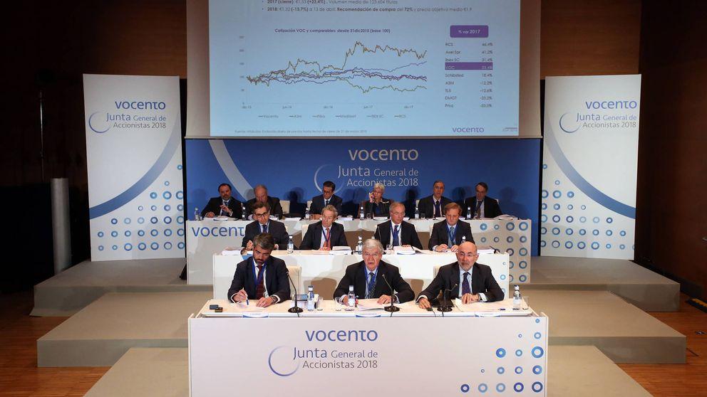 Golpe de timón en Vocento: Ybarra releva a Bergareche en la presidencia