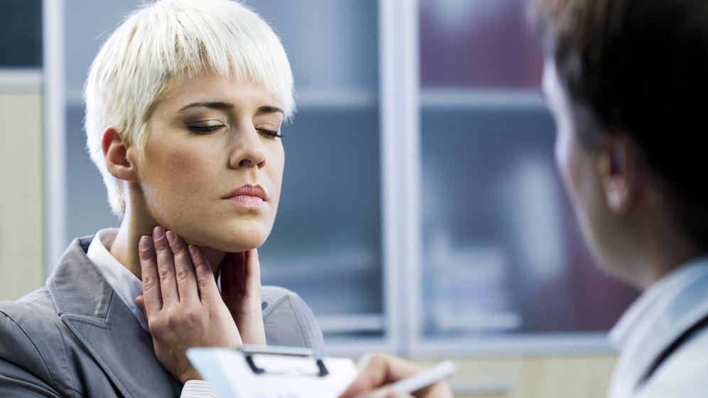 Foto: El dolor de garganta se puede producir por muchas afecciones. (iStock)