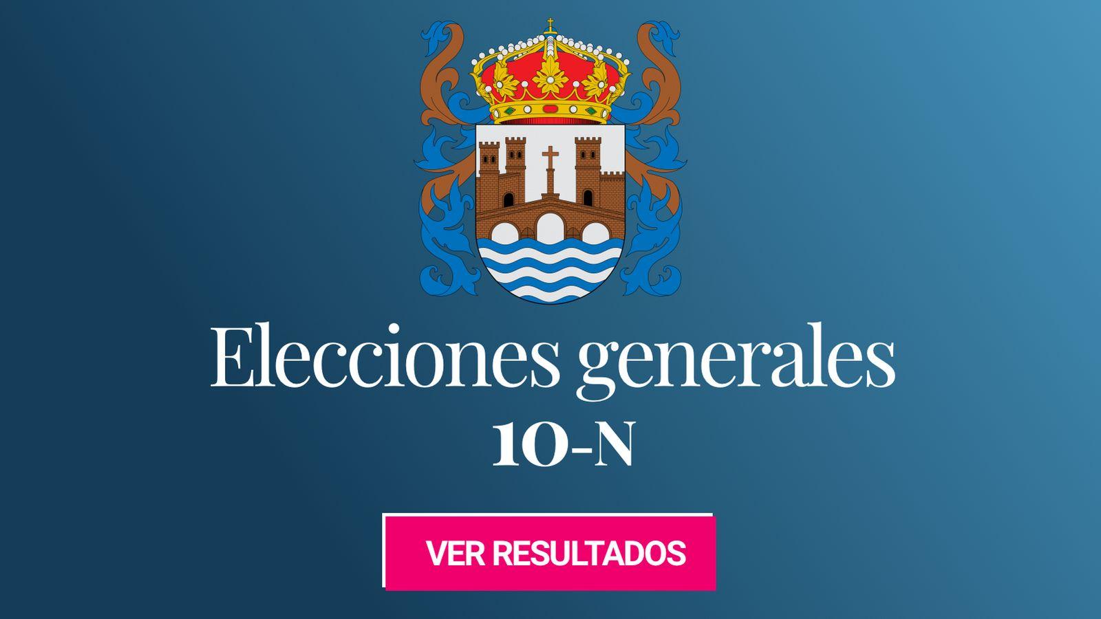 Foto: Elecciones generales 2019 en la provincia de Pontevedra. (C.C./HansenBCN)