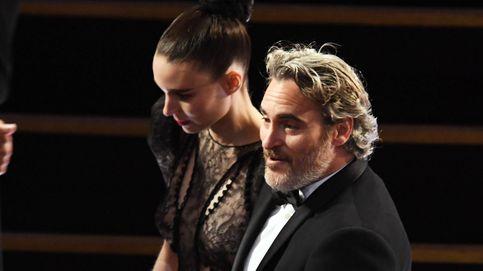 Joaquin Phoenix ya es padre y lo llama River, como su fallecido hermano