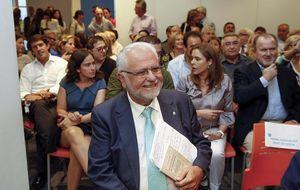 Cotino dimite como presidente de las Cortes Valencianas y deja su escaño