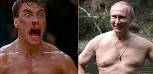 Post de El día en que Van Damme se zurró con Putin: