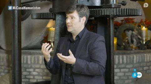 Carlos Latre cuela a Antena 3 en su entrevista de 'Mi casa es la tuya'