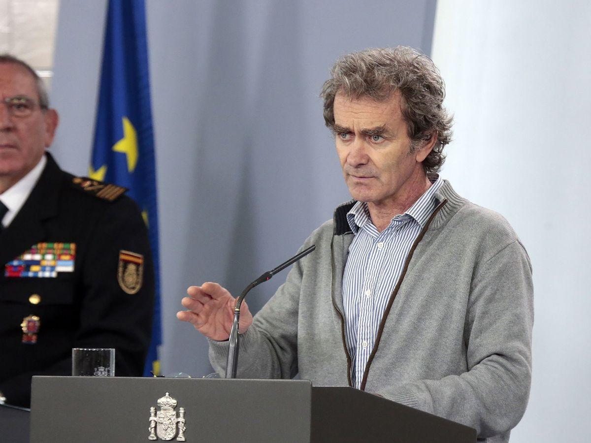 Foto: Fernando Simón. (EFE)