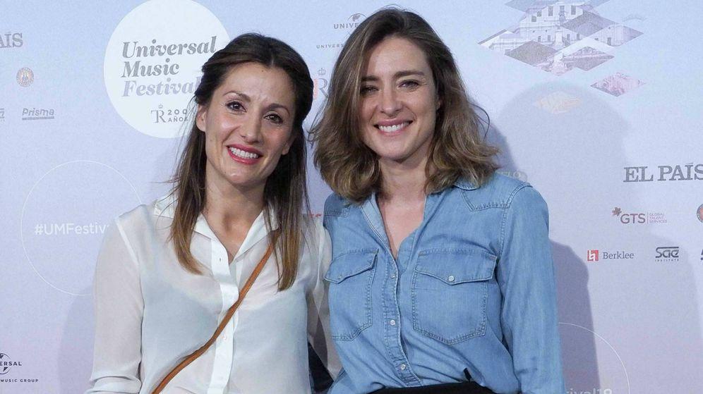 Foto: Nagore Robles y Sandra Barneda. (Cordon Press)