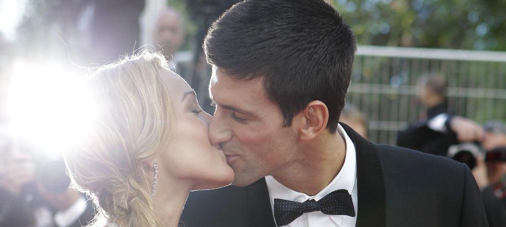 Foto: Novak Djokovic y Jelena Ristic (Gtres)
