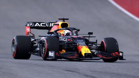 Verstappen arrasa en su duelo con Hamilton, Sainz saldrá quinto y Alonso, último