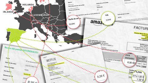 Netflix, Spotify... Consumes en internet, ellos tributan en el extranjero