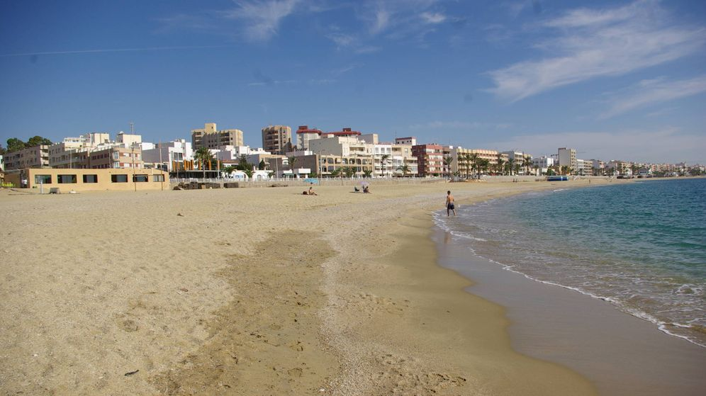 Foto: Playa de Garrucha (Panoramio-CC)