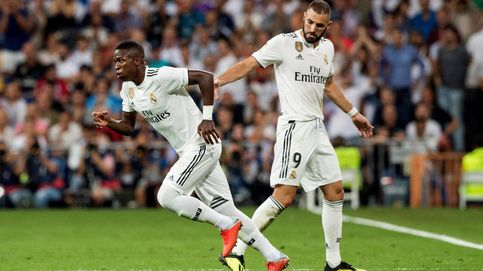 Nueva vida para Benzema, que se queda sin escudo protector del Real Madrid