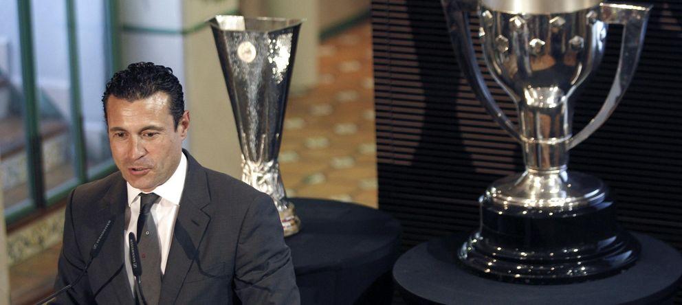 Foto: Amadeo Salvo seguirá como presidente del Valencia. (EFE)