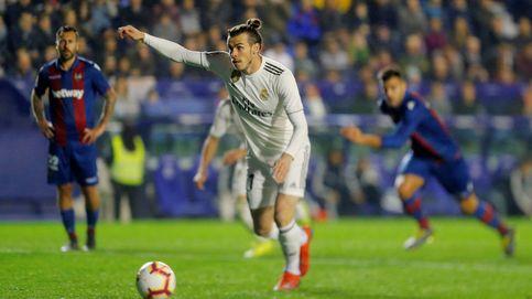 Real Madrid - Levante en directo: resumen, goles y resultado