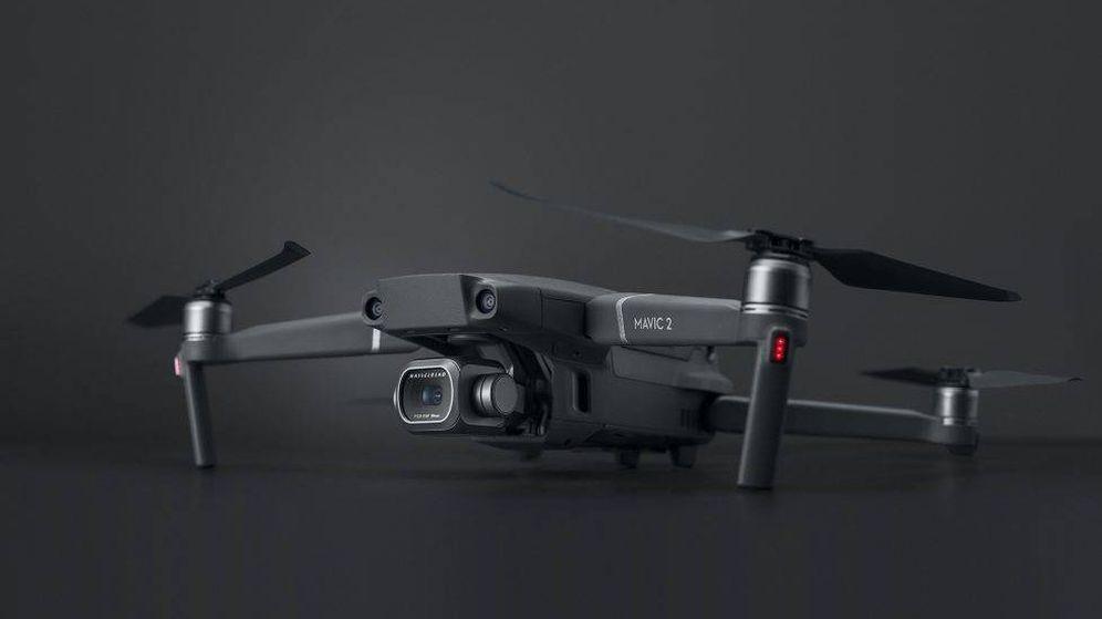 El Mavic 2 llega con megacámara a bordo: este es el nuevo dron del gigante chino DJI