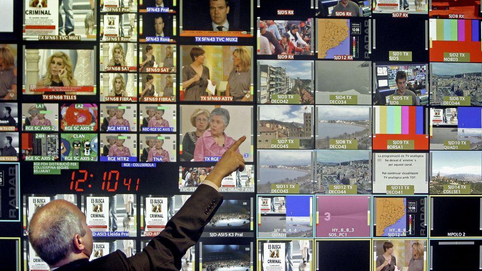 La inversión publicitaria en TV arranca el año en plano y en desaceleración