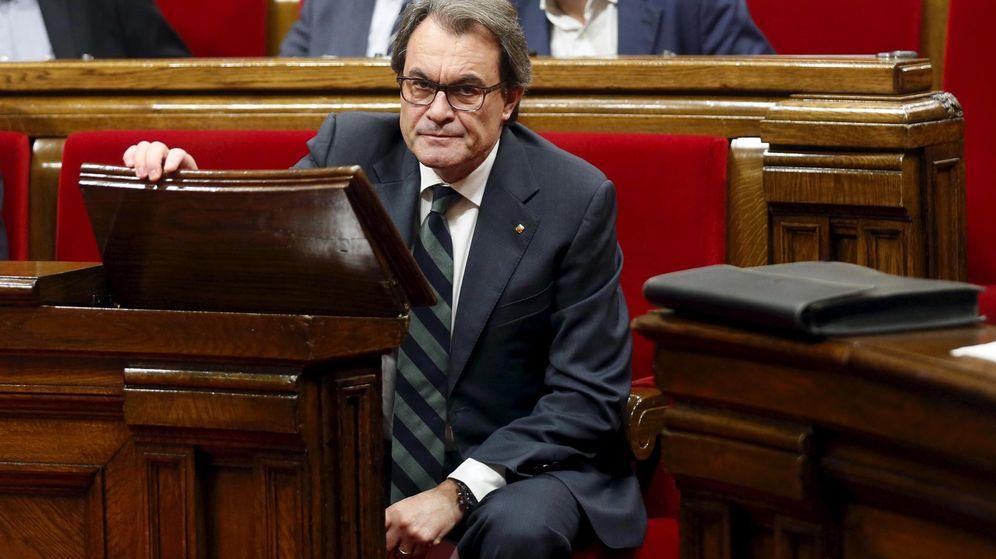 Foto: El presidente en funciones de la Generalitat, Artur Mas. (Reuters)