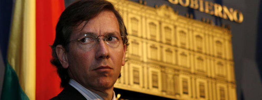 Foto: Bernardino León, el diplomático 'apagafuegos'