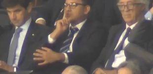 Post de El presidente del Valencia manda callar a Mestalla y denuncia amenazas de muerte