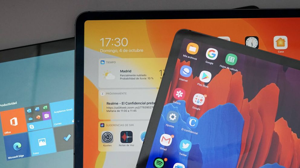 iPad, Samsung, Surface... cambié mi PC por estas tabletas y esta es la mejor para trabajar