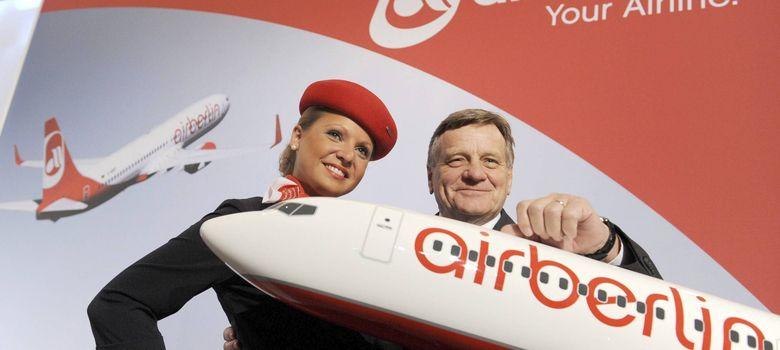 Foto: El consejero delegado de la aerolína alemana Air Berlin, Hartmut Mehdorn. (EFE)