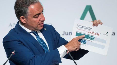 PP y PSOE chocan por el sueldo vitalicio para los expresidentes en Andalucía