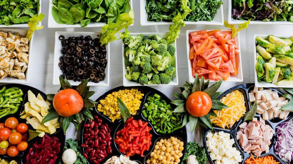Foto: Frutas y verduras. (Dan Gold para Unsplash)