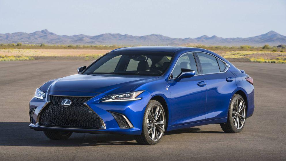 Lexus ES, un 'mini-LS' a mitad de precio