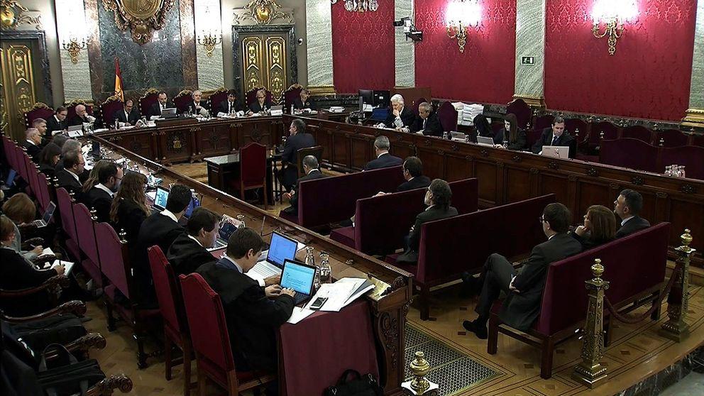 Así fue la jornada 37 del juicio al 'procés' con Llach y los observadores internacionales