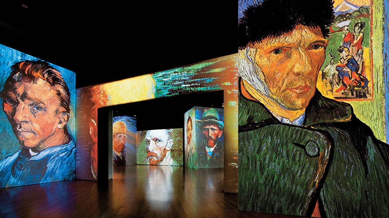Van Gogh Alive, la expo multimedia para disfrutar del arte como nunca llega a Madrid