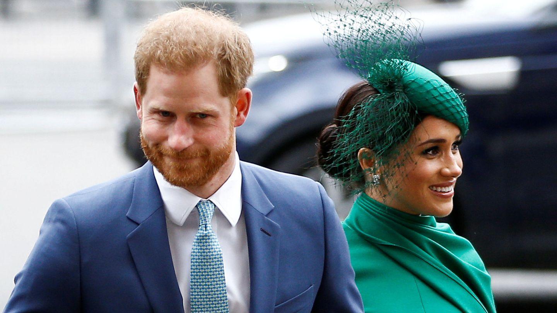 Harry dejó de fumar para su boda con Meghan. (Reuters)