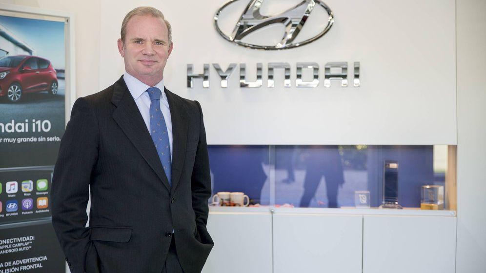Foto: Leopoldo Satrústegui es el director general de la división española de Hyundai.