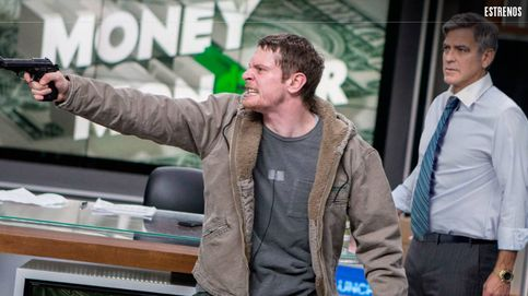 'Money Monster': Clooney y Julia Roberts protagonizan este 'thriller' fallido