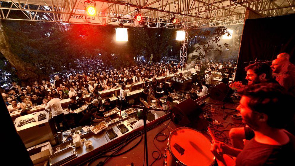 Foto: ShowRocking de Portamérica.