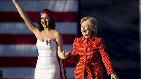 Katy Perry se convierte en la nueva musa de Hillary Clinton