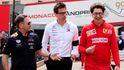 Las grandes amenazas que pueden dejar desnuda a la revolucionaria F1 de 2021