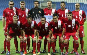 Los colegios hacen 'boicot' al debut oficial soñado por la selección de Gibraltar