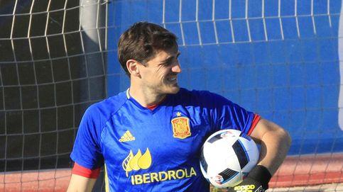 """Iker Casillas: """"No estoy en la Selección por pelota o por enchufe"""""""