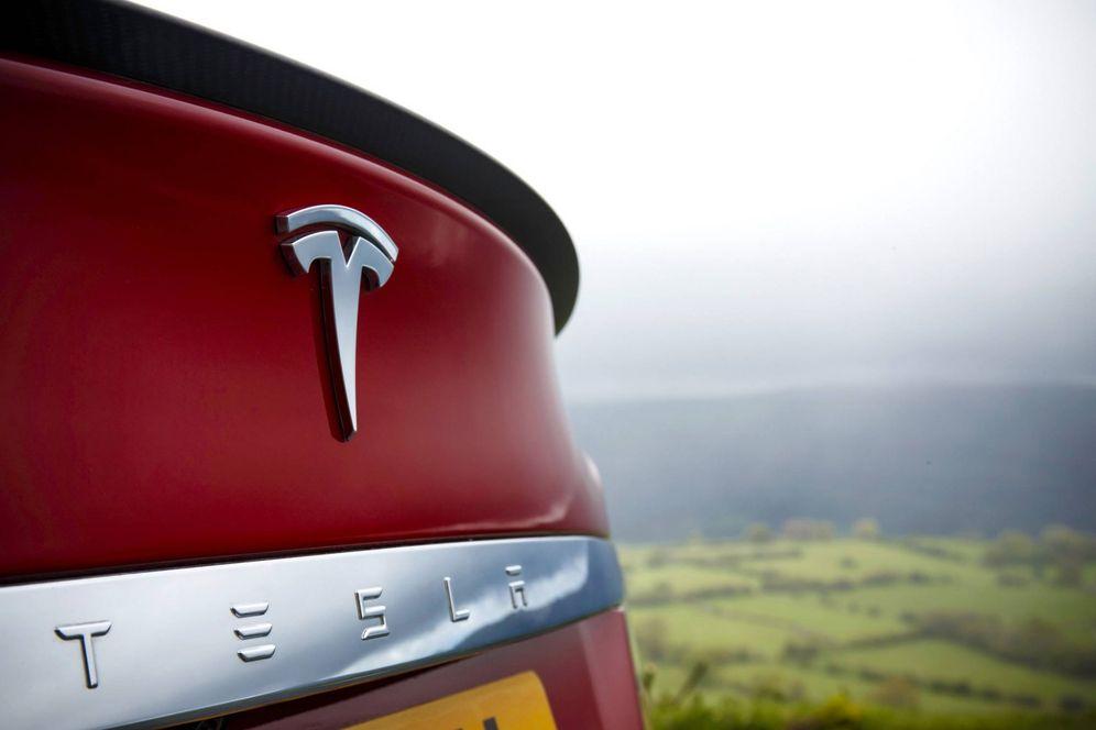 Foto: Tesla ha vendido 55 coches en España en 2016, 23 de ellos en diciembre.