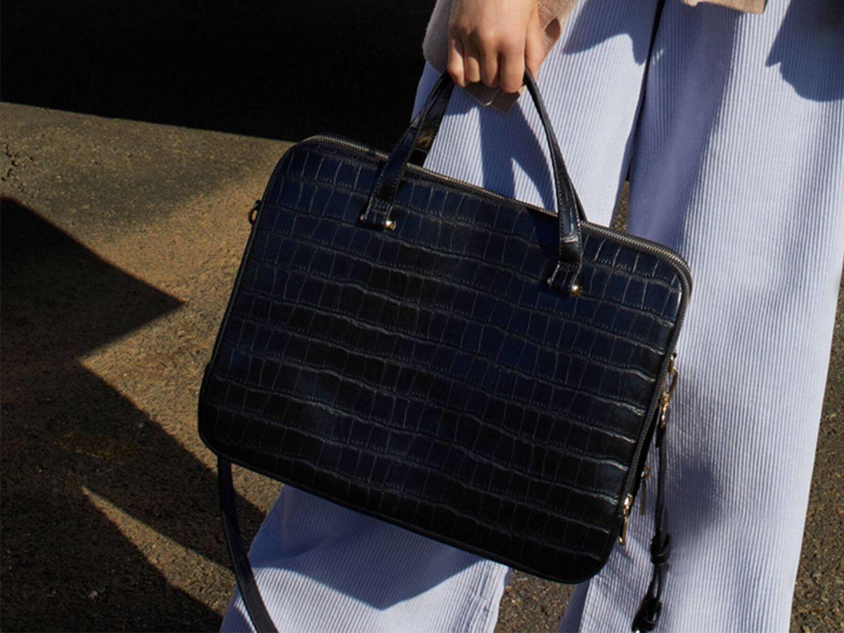 Foto: El bolso perfecto para ir al trabajo está en Parfois. (Cortesía)
