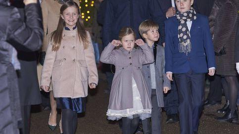 La familia real de Dinamarca apoya a la reina Margarita II en el estreno de 'El cascanueces'