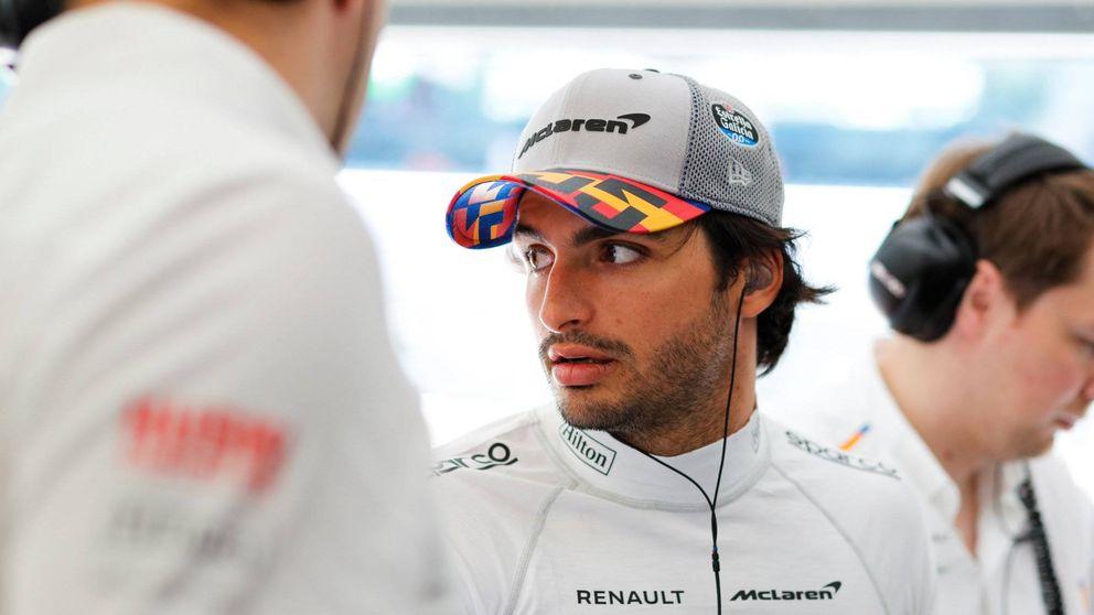 El día que a Sainz le llevaron todos los diablos en la mejor carrera del año para McLaren
