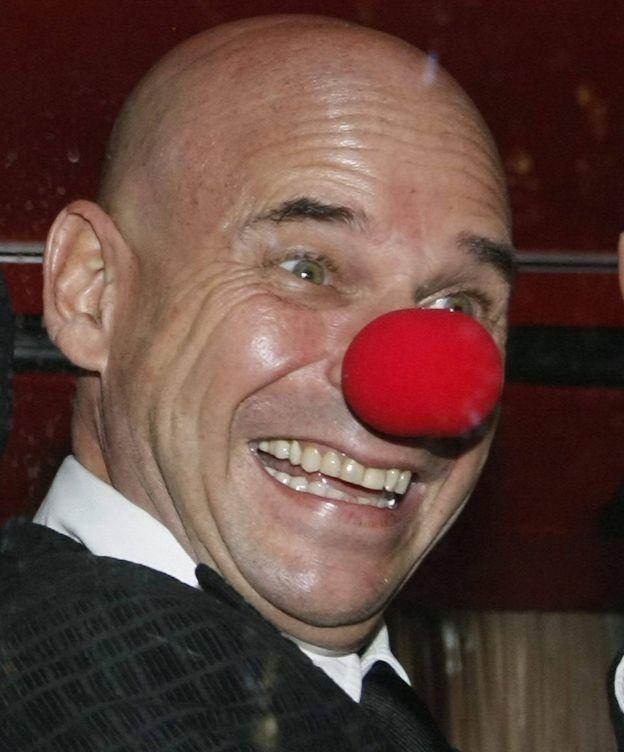 Foto: Guy Laliberté ha disfrutado mucho con el circo (EFE)
