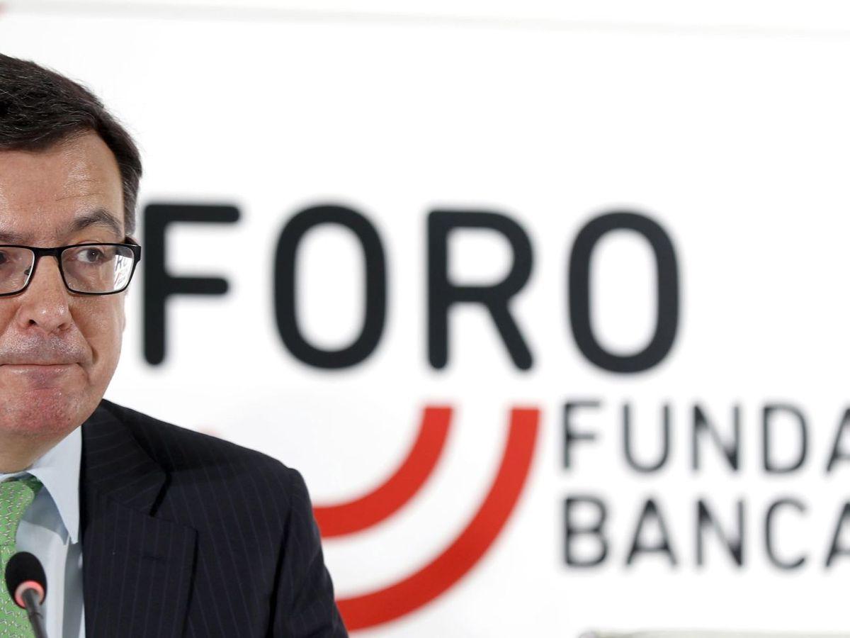 Foto: El exvicepresidente del Banco Europeo de Inversiones (BEI), Román Escolano.