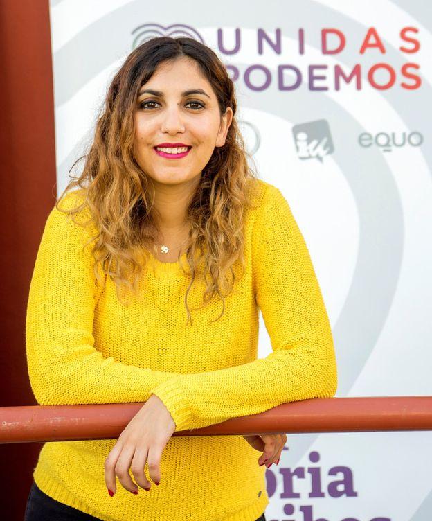 Foto: La exasesora de Pablo Iglesias y directora del nuevo medio vinculado a Podemos, 'La Última Hora'. (EFE)
