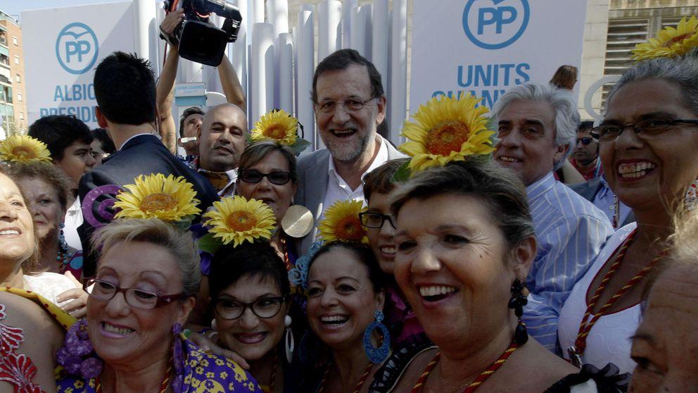 Rajoy: Hay que ir a votar y para poner fin a la pesadilla independentista