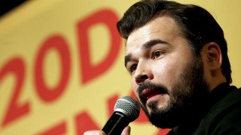 La historia que oculta el candidato de ERC: el poeta con más sombras que luces