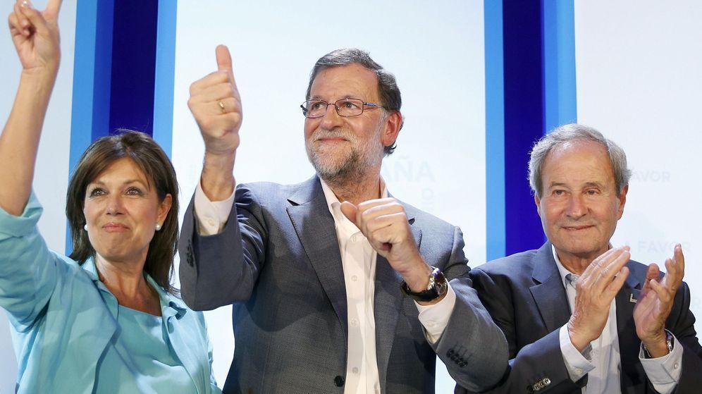 Foto: Mariano Rajoy: Algo tendrán que hacer, no querrán llevarnos a nuevas elecciones