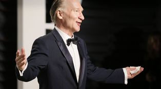 """Exigen a HBO el despido de Bill Maher por pronunciar la """"palabra N-"""""""